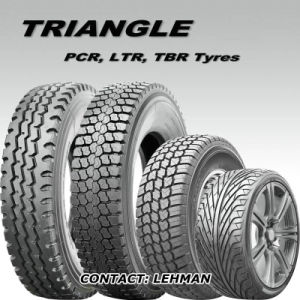 Triangle Brand Radial Car Tyre, Truck and Bus Tyre pictures & photos