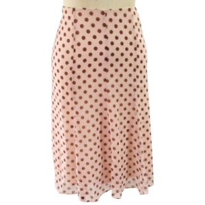 Ladies Fashion Casual Skirt in Polyester Ggt Didital Print