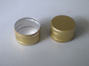 Aluminum Cap pictures & photos