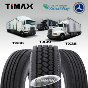 Semi Truck Tire, Heavy Truck Tire (DOT, Smartway, ISO/TS16949) pictures & photos