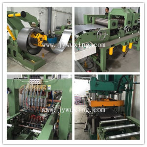 Steel Plate Rolling Forming Radiator Machine Production Line