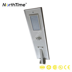 High-Efficiency Integrated LED Solar Panel Industrial Light 50W pictures & photos