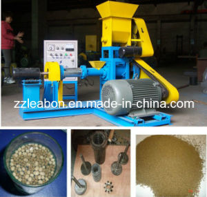 Floating Fish Feed Extruder, Fish Food Pellet Extruder (DGP) pictures & photos