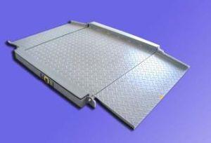 Ultra- Low Platform Floor Scale