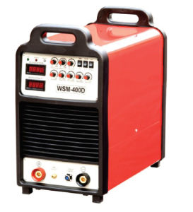 IGBT Inverter DC TIG/MMA Welding Machine Wsm250A/315/400/500d pictures & photos