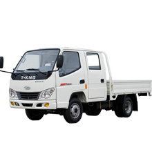 T. Kng 1 Ton Double Cabin Diesel Cargo Truck (ZB1022BDAS) pictures & photos