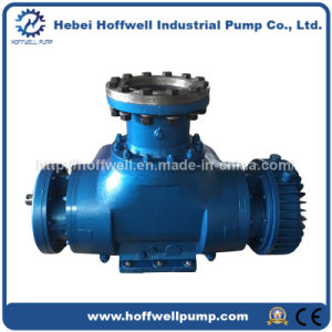 Multi-phase Twin Screw Crude Oil Pump pictures & photos