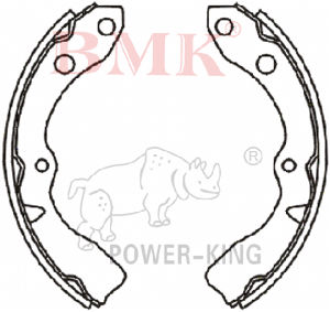 Good Sales Brake Shoe (K2202) for Daihatsu pictures & photos