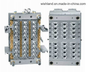 2015 High Quality Custom Injection Plastic Mold Manufacturer