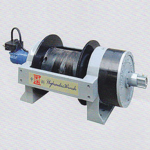 Hydraulic Drive Winch (YJP200) pictures & photos