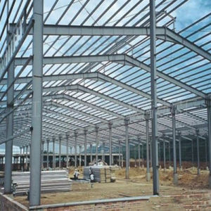 Professional Steel Structure Workshop (SSW-024) pictures & photos