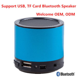 Support USB Port Mini Bluetooth Speaker