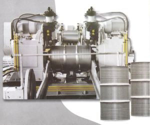 Complete Set of Production Line for Steel Barrel From Sally pictures & photos