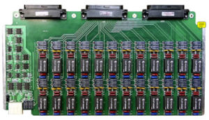 Vdsl2 Splitter Board with Catch Line Funtion for Dslam Matrix pictures & photos