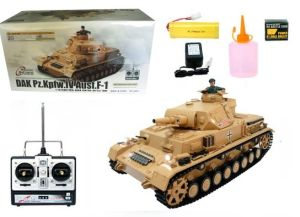 1: 16 Rc Tank - Upgrade Version (3001-056)