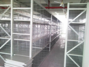 Warehouse Rack With Wire Panel (DF-ST01)