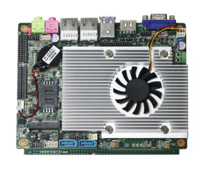 """3.5"""" Embedded Motherboard with I3/I5/I7 CPU/2*USB3.0/6*COM pictures & photos"""