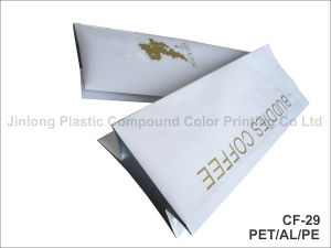 Aluminium Foil Coffee Packaging Bag with Side Gusset pictures & photos