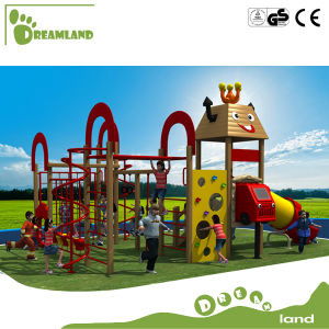 Toys and Hobbies Kids Outdoor Wooden Playground, Playground Outdoor Wood pictures & photos