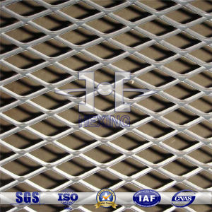 Galvanized Steel Expanded Wire Mesh (0.5-8mm plate thickness)