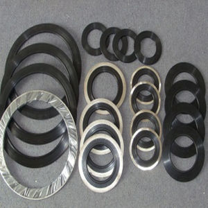 Non Metallic Flat Gasket with High Quality Good Price pictures & photos