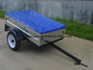 Cargo Light Duty 1.4m Cage/Box Trailer (CT0070) pictures & photos