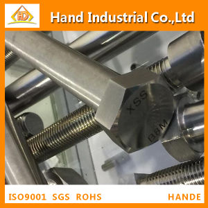 Stainless Steel ASME A193 B8 B8m M8X60 Hex Head Bolt pictures & photos