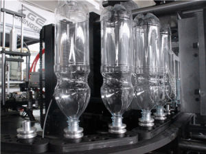 Semi Automatic Pet Bottle Blowing Machine, Small Business Manufacturing Machines pictures & photos