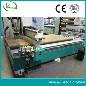 Atc 1325 Wood CNC Router Wood Carving Machine for Cabinet Doors pictures & photos