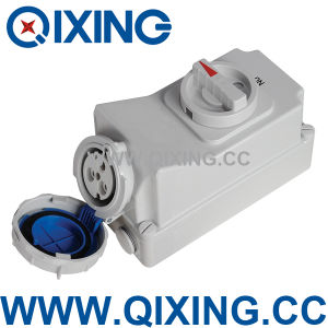 IP67 Cee Hot Selling Industrial Switch Outlet (QX5793) pictures & photos