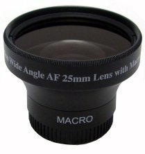 Wide Angle Conversion Lens (RC-25WB)
