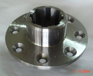 Rear Flange-Machined of High Quality pictures & photos