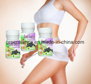 Meizi Plus Advance Acai Berry Herbal Extract Slimming Pills pictures & photos