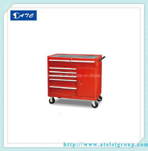 Red Cheap Toolbox Cabinets Steel Us General Tool Cabinet pictures & photos