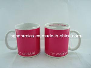 Promotional Mug Magenta C Color Mug. Ceramic Mug pictures & photos