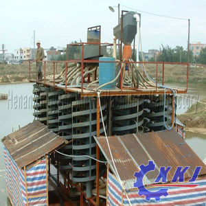 Advantage Technology Spiral Chute Separator Mining Equipment pictures & photos