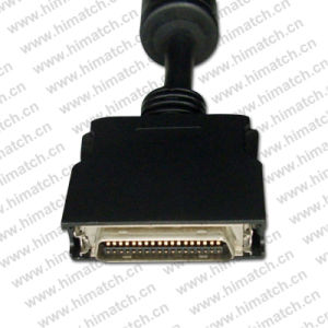 SCSI Hpcn Mdr 36pin Automotive Cable Connector