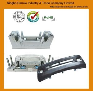 Injection Mold Molding for Auto Car Bumper pictures & photos