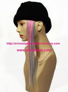 Human Hair Clip in Hair Extension pictures & photos