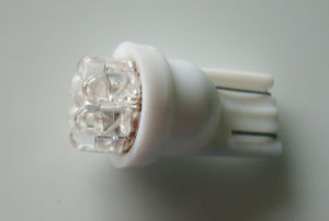 Car LED Bulb with T10 7LED