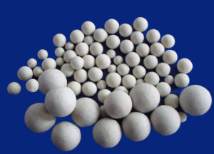 15~22% Alumina Ceramic Ball Used in Petroleum, Chemical, Fertilizer Industry pictures & photos