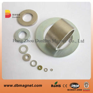 N50 Strong Ring Rare Earth Neodymium Magnets pictures & photos