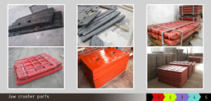 Fastener/Bar Tray/Crusher Bar Tray pictures & photos