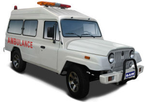 BAW 4WD Ambulance