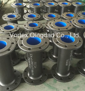 2015 New Ductile Iron Pipe with Two Flange pictures & photos