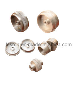 Food Packaging Machine Parts Longitudinal Sealing Wheel pictures & photos