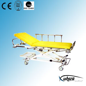 Hospital Stretcher Trolley (F-3) pictures & photos