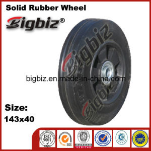 China Qingdao Best Diameter 40mm Rubber Wheel. pictures & photos