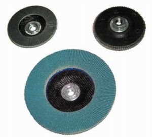 Hub Flap Disc with Zirconia Material pictures & photos