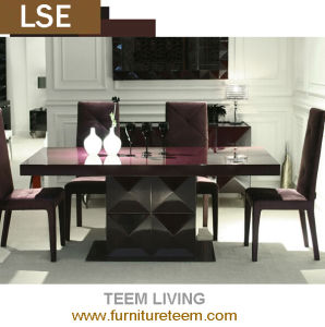 Divany Villa and Hotel Project Wooden Modern Style Dining Chair pictures & photos